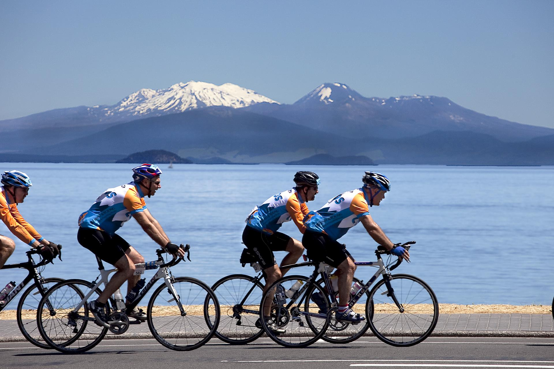 Lake Taupo New Zealand Activities and Attractions