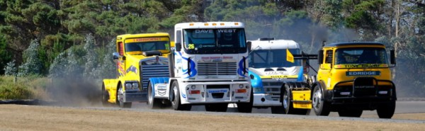 Trucks racing Teretonga Jan2018